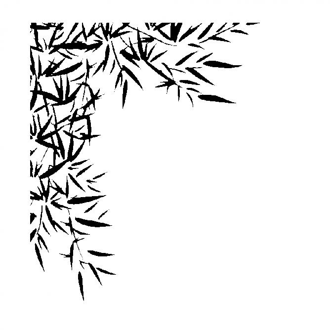 Bambou D'angle