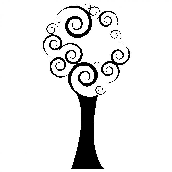Arbre Curly Design