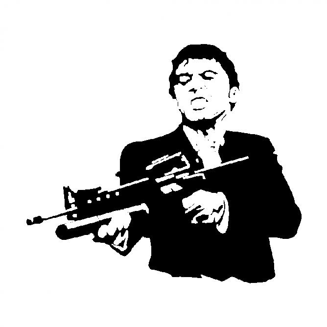 Tony Montana Scarface
