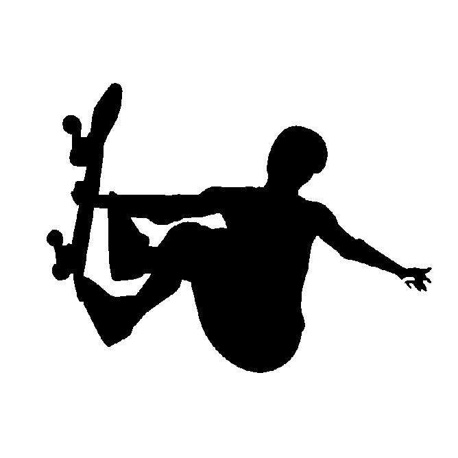Skateur Flip
