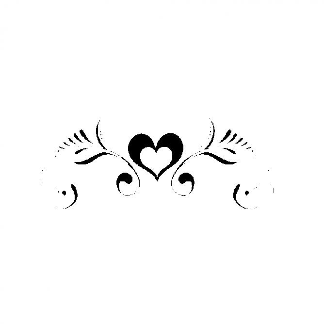 Coeur Tête de Lit Design