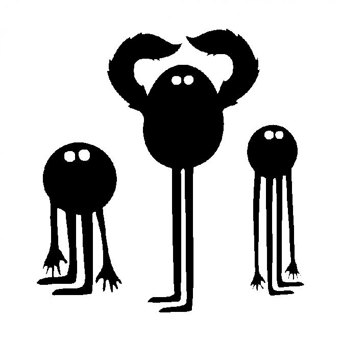 3 Petits Monstres